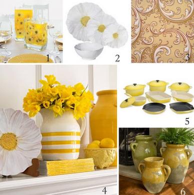 Instant Sunshine – Decorations For Spring
