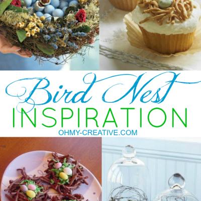 Bird Nests – Springtime Inspiration