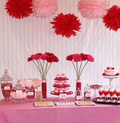 Sweet Valentine's Day Party