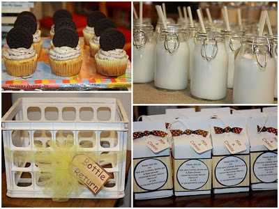 Milk and Cookies Baby Shower – Follower Feature
