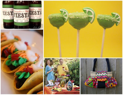 Cinco de Mayo - Mexican Fiesta - Entertaining - Ohmy-creative.com