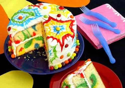 I'm feeling Groovy {Cake}
