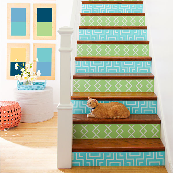 Stylish Stenciling Home Decorating Projects