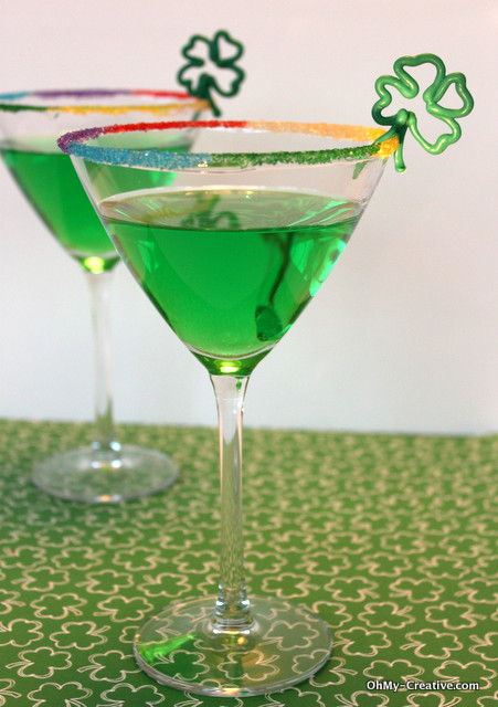 St Patrick 39 S Day Drinks Oh My Creative
