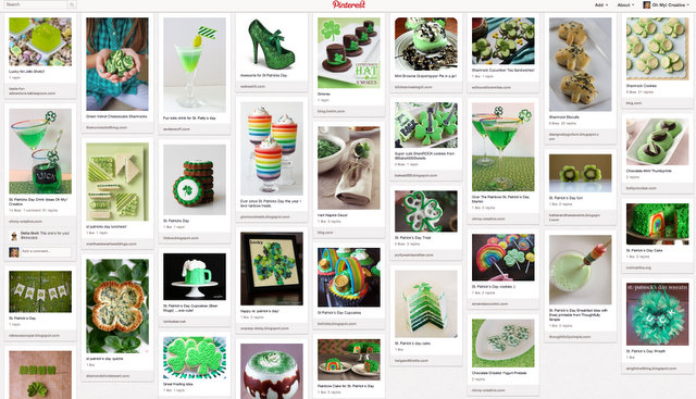 St. Patrick's Day Pinterest Ideas