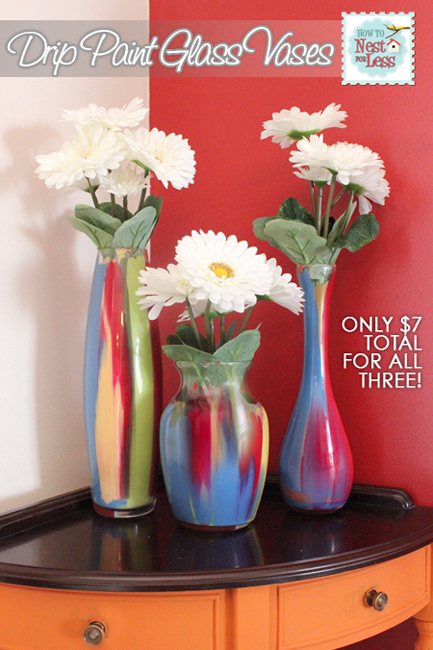 drip-paint-glass-vases