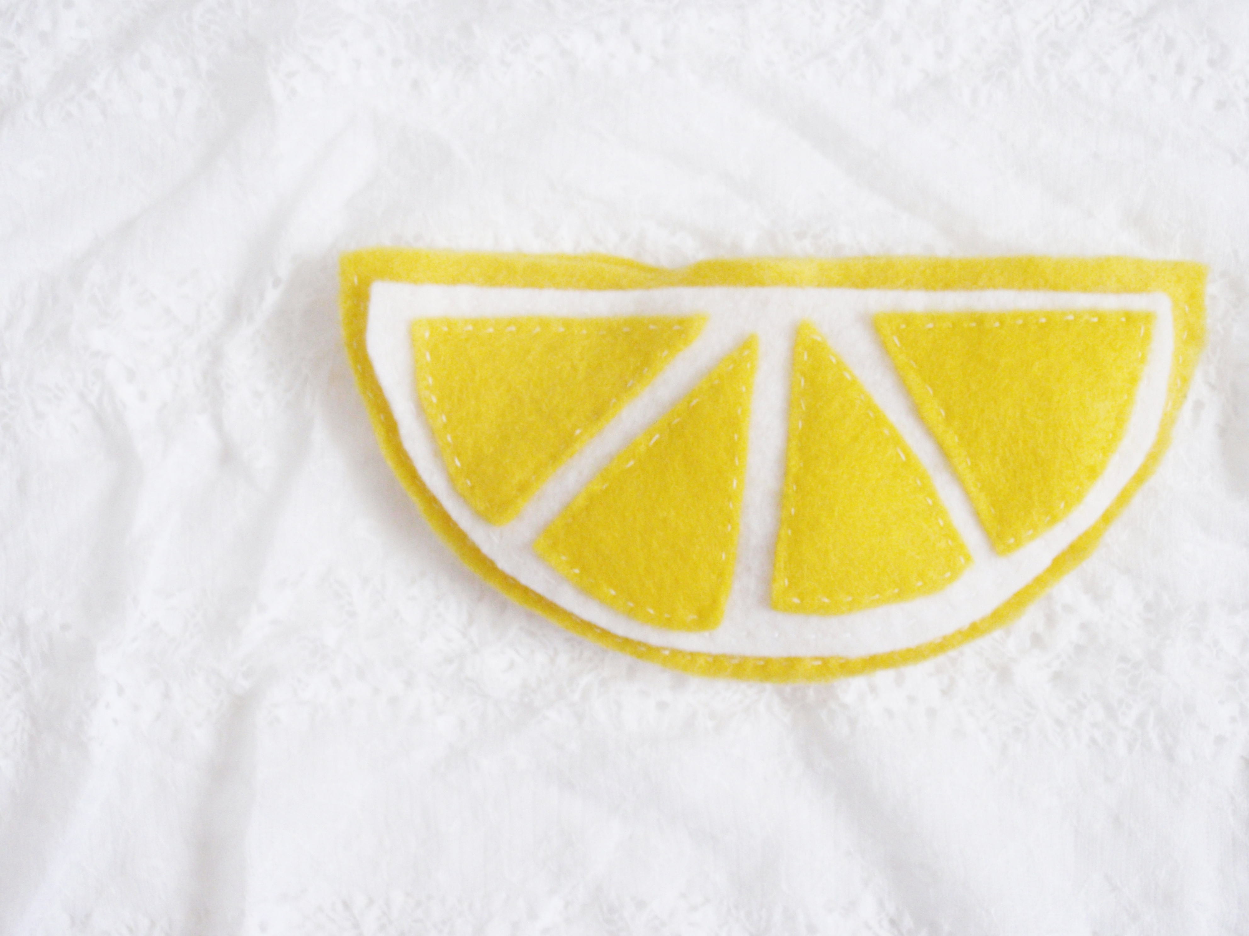 Lemon Coin Purse