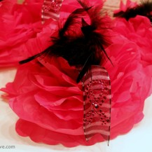 DIY Fascinator Breast Cancer Fundraising Hats