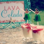 Lava colada drink 1