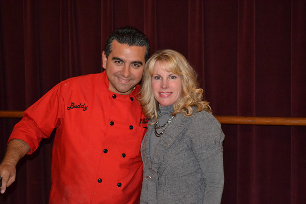A VIP Meeting with the Cake Boss!