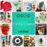 Oh My! Creative 2012 project roundup