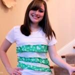 Shamrock St. Patrick's Day T-shirt