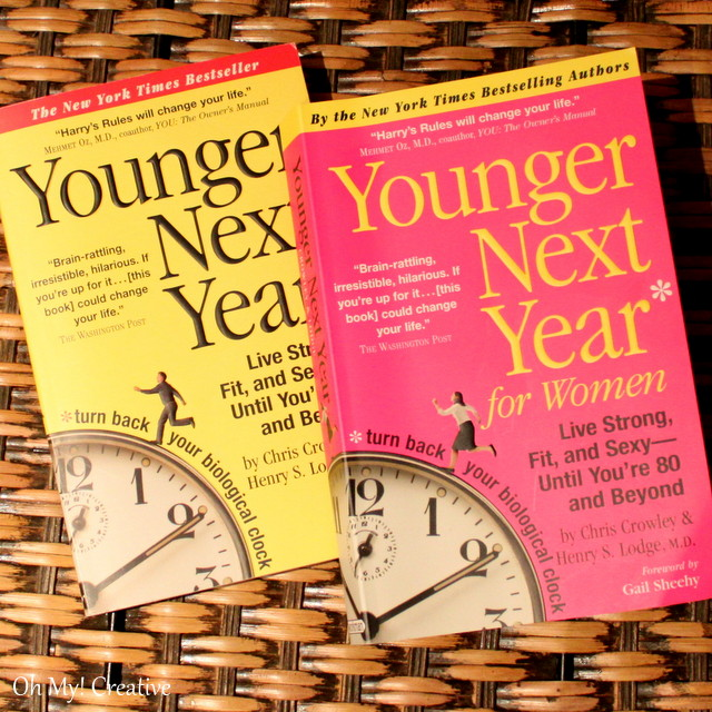 Younger Next Year - ways to stop aging