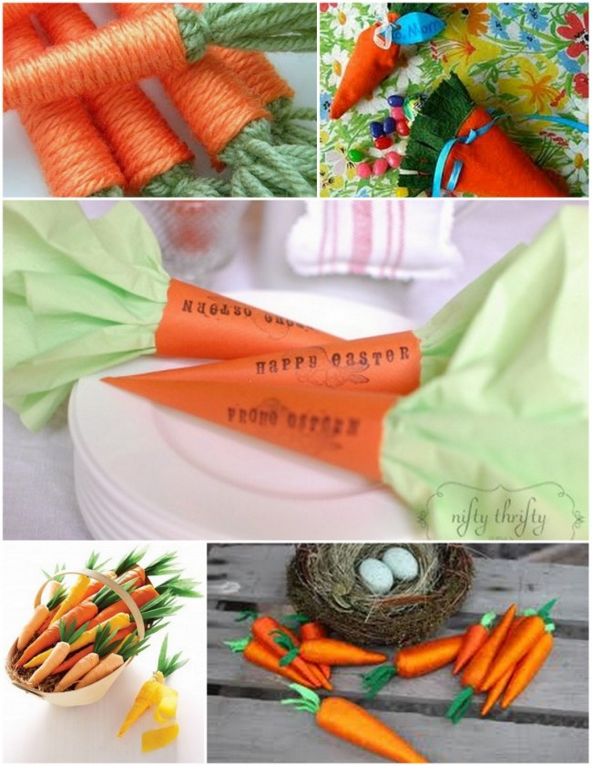 Top 35 Carrot Crafts And Desserts To Make For Easter