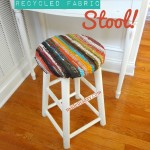 Recycled-Fabric-Stool-Up-do
