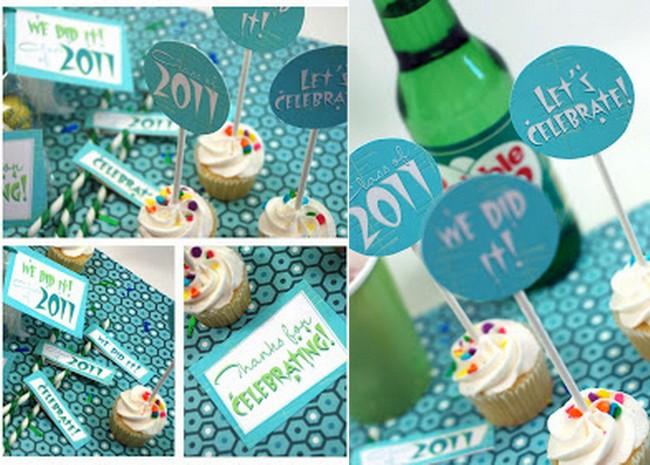 Retro Graduation party theme. 25 Graduation Party Themes  Ideas and Printables