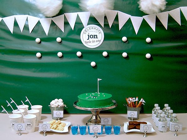60th Birthday Table Decorations Ideas find this pin and more on surprise 60th birthday party ideas Golf Theme Milestone Birthday Party 30th 40th 50th 60th Birthdays