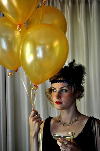 Roaring 20's Milestone Birthday Party 30th, 40th, 50th, 60th Birthdays