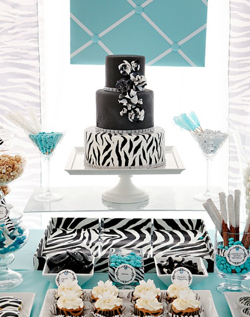 50 milestone birthday ideas for 30th 40th 50th 60th and for Animal print decoration party