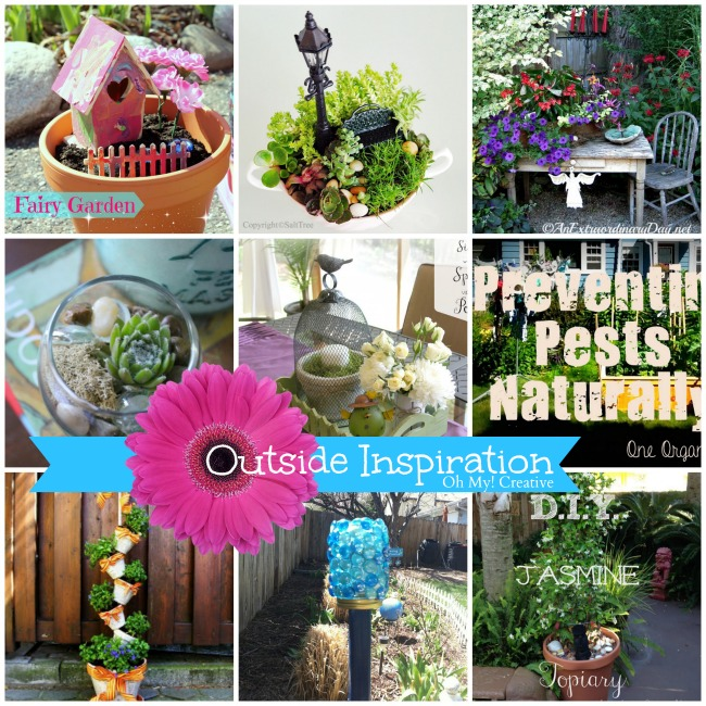 Outside Inspiration Garden Projects
