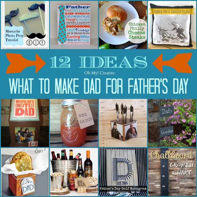 Father 39 s day archives oh my creative for Creative gifts for dad from daughter