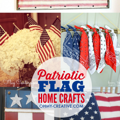 Five Flag Home Crafts – Whimsy Wednesday Features