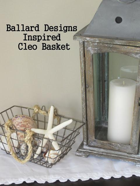 Ballard Designs Cleo Basket