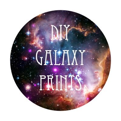 Galaxy Prints