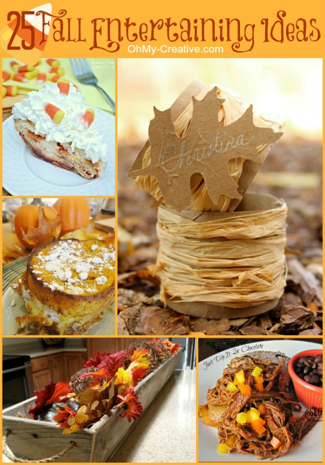 Entertaining Ideas Stunning Of Creative Fall Decoration Idea Picture