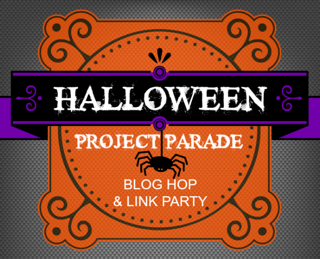 Halloween Project Parade Blog hop horizontal