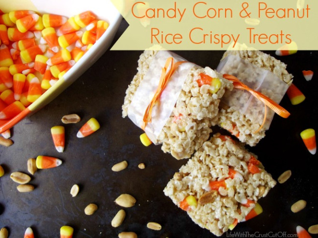 Candy-Corn-Peanut-Rice-Crispy-Treats