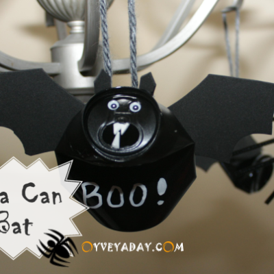 Soda Can Bat