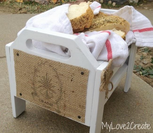 MyLove2Create, grains bread