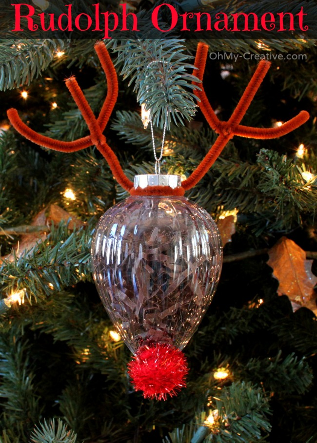 Gorgeous Thrifty Christmas Decor Oh My Creative