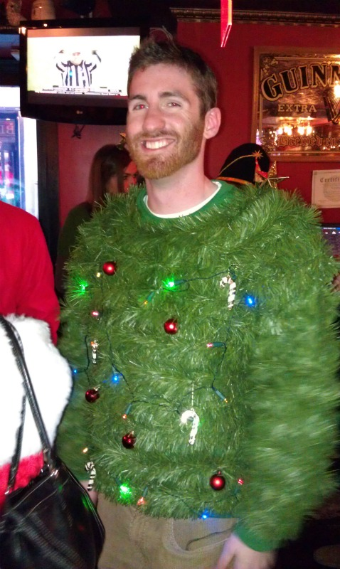 50 ugly christmas sweater party ideas oh my creative ugly christmas sweater solutioingenieria Image collections