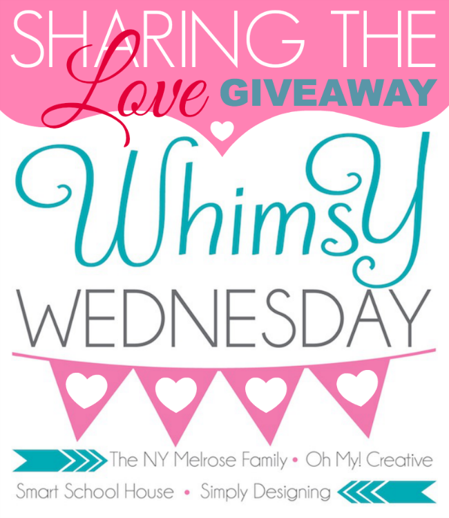 sharing the love giveaway 650