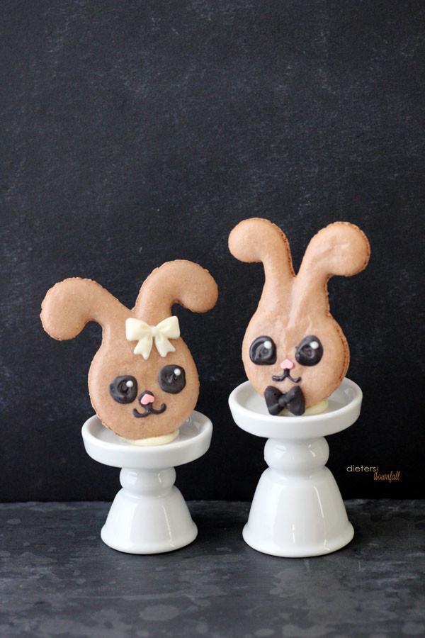 Bunny-Macarons
