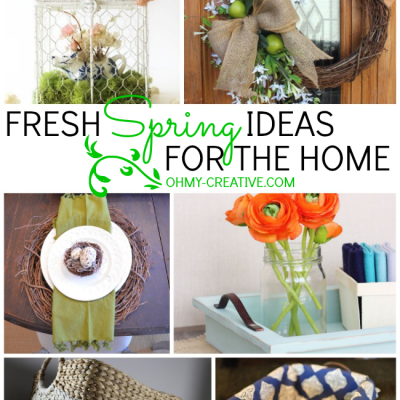 Fresh Spring Ideas For The Home