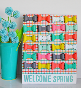 welcome spring Sign 30daysblog