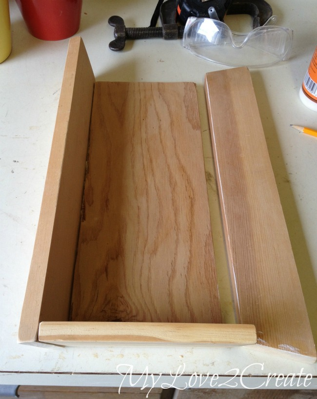 building tray