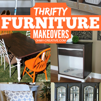 Thrifty Furniture Makeovers