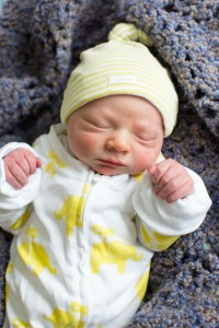 Benjamin Matthew Stahl  Born 5/25/2014