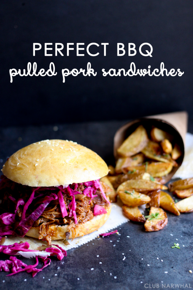 Perfect-BBQ Pulled-Pork-Sandwiches