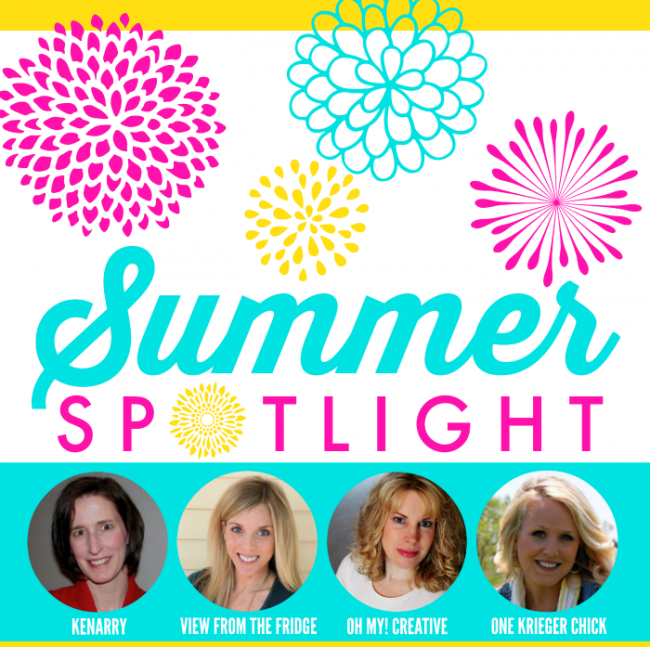 Summer Spotlight Series – A House Full Of Sunshine