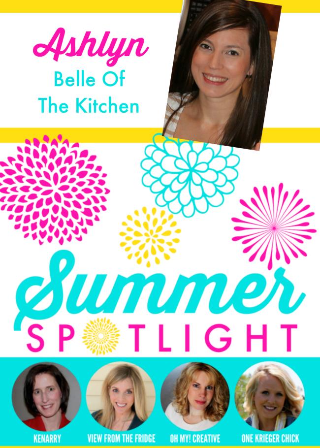 Summer Spotlight - Belle of the Kitchen