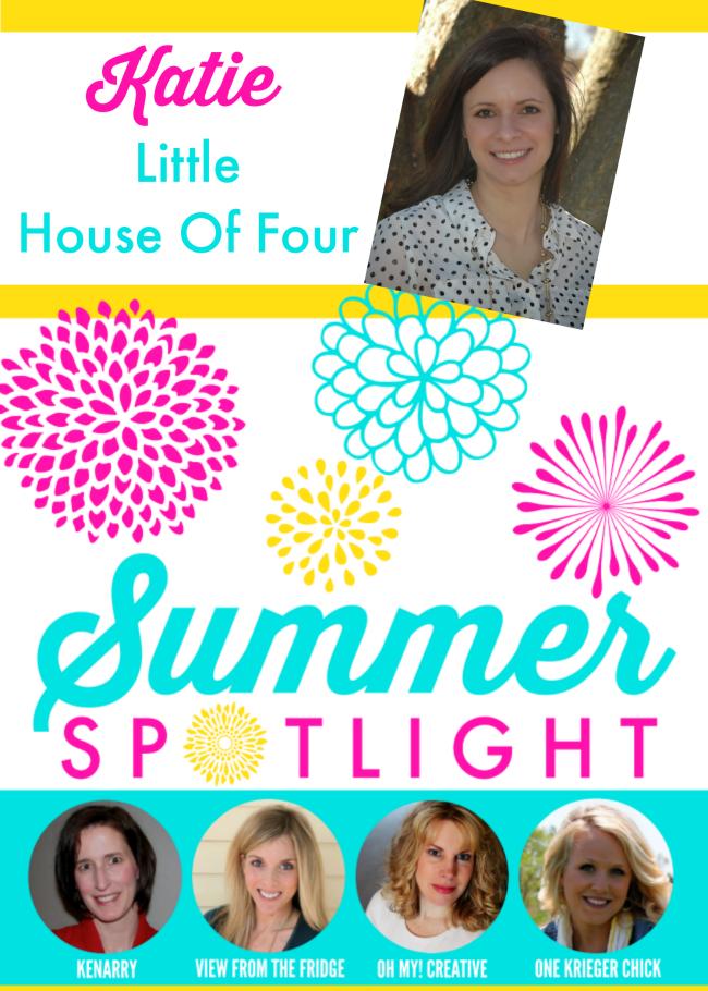 Katie Little House of Four - Summer Spotlight