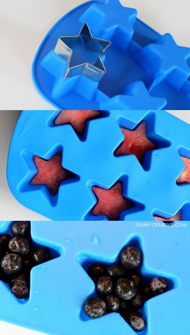 Wilton Mini Star Silicone Mold  | OHMY-CREATIVE.COM