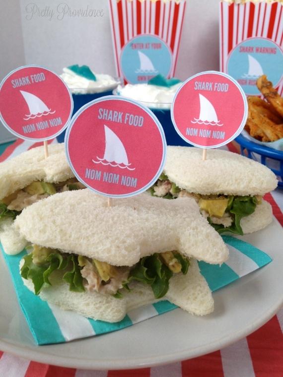 Sharknado Food Ideas