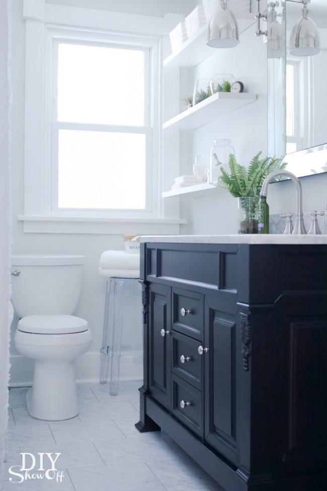 bathroom-makeover - DIY ShowOff