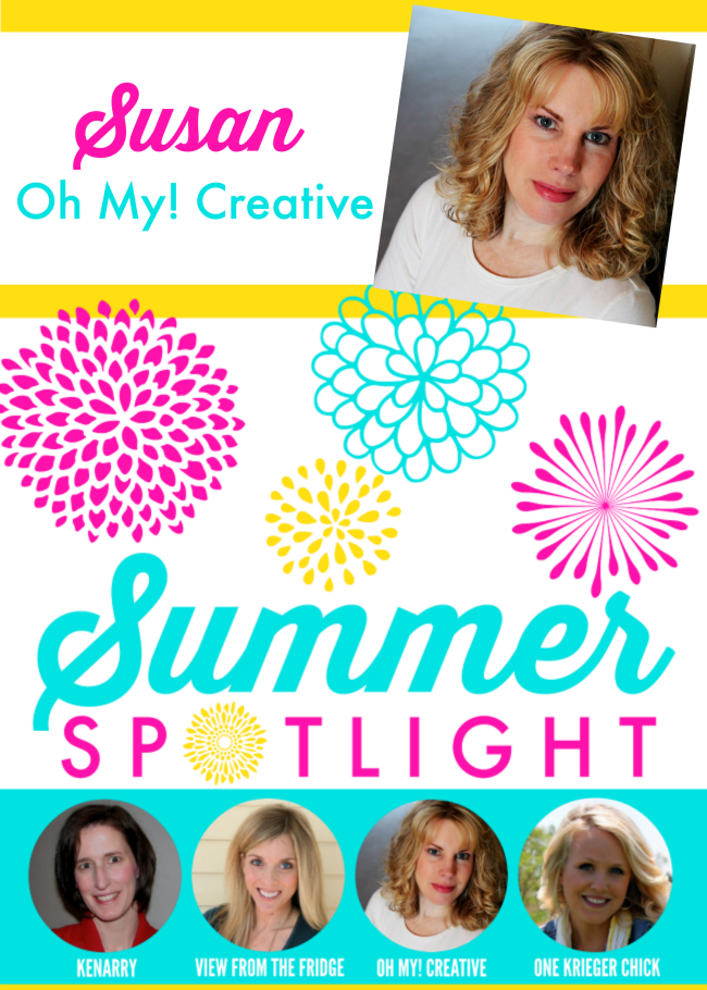 Summer Spotlight - Oh My! Creative
